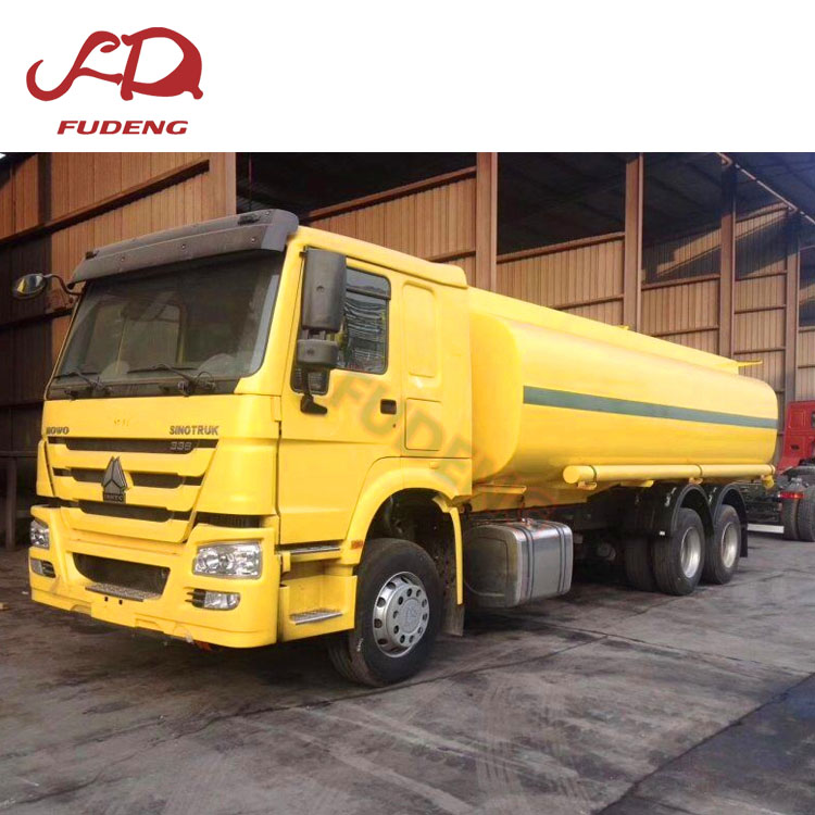 Dongfeng 6WD off Road 15000 Litre Fuel Oil Tanker Truck