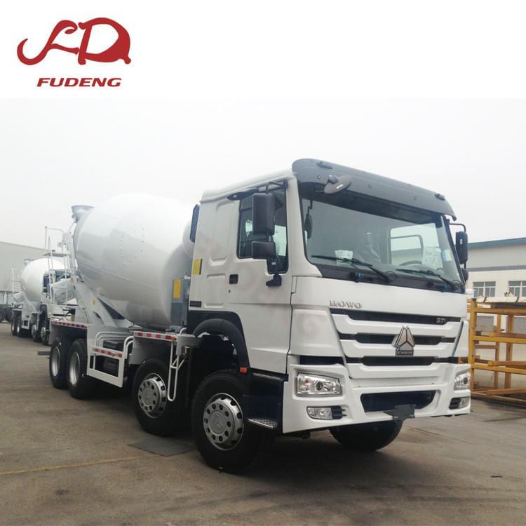 6 x 4 Concrete mixing truck 380HP oncrete cement mixer